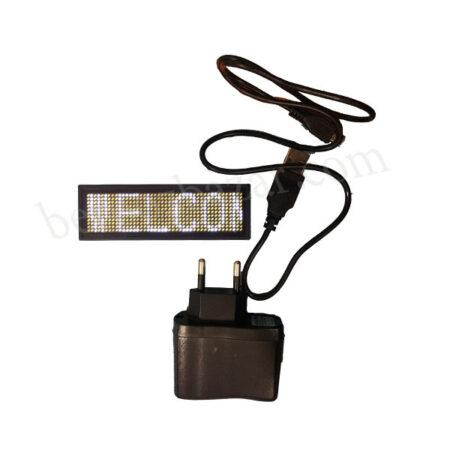 نشان سینه (بج سینه) الکترونیکی